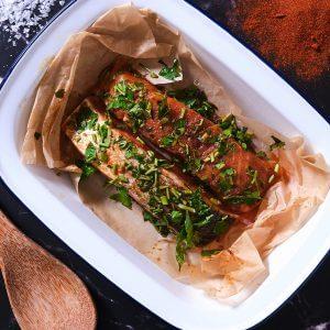 Salmon Paprika